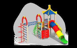Безопасная детская площадка