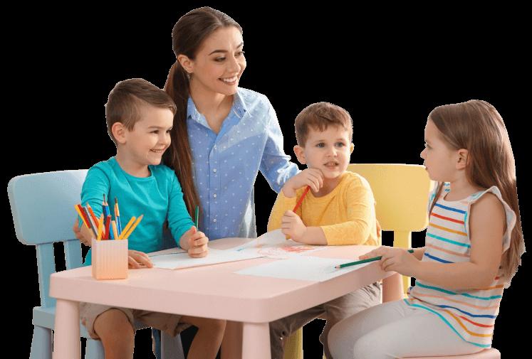 Мотод обучения детей
